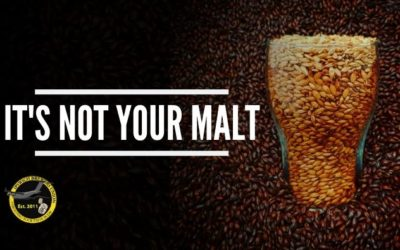 Malt For Beer Brewing